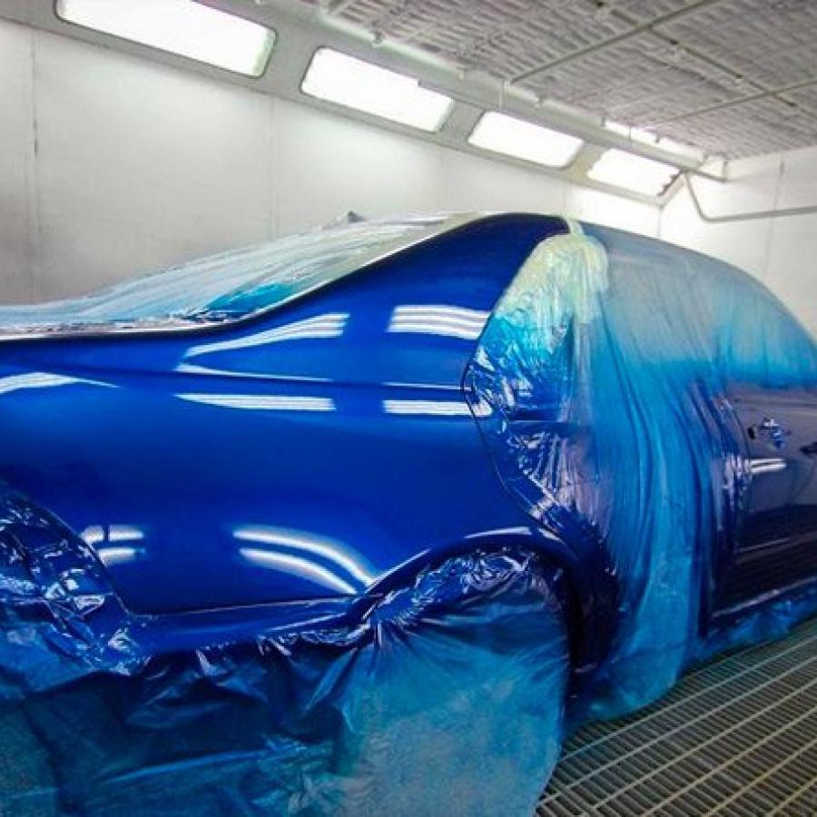 Окраска автомобиля