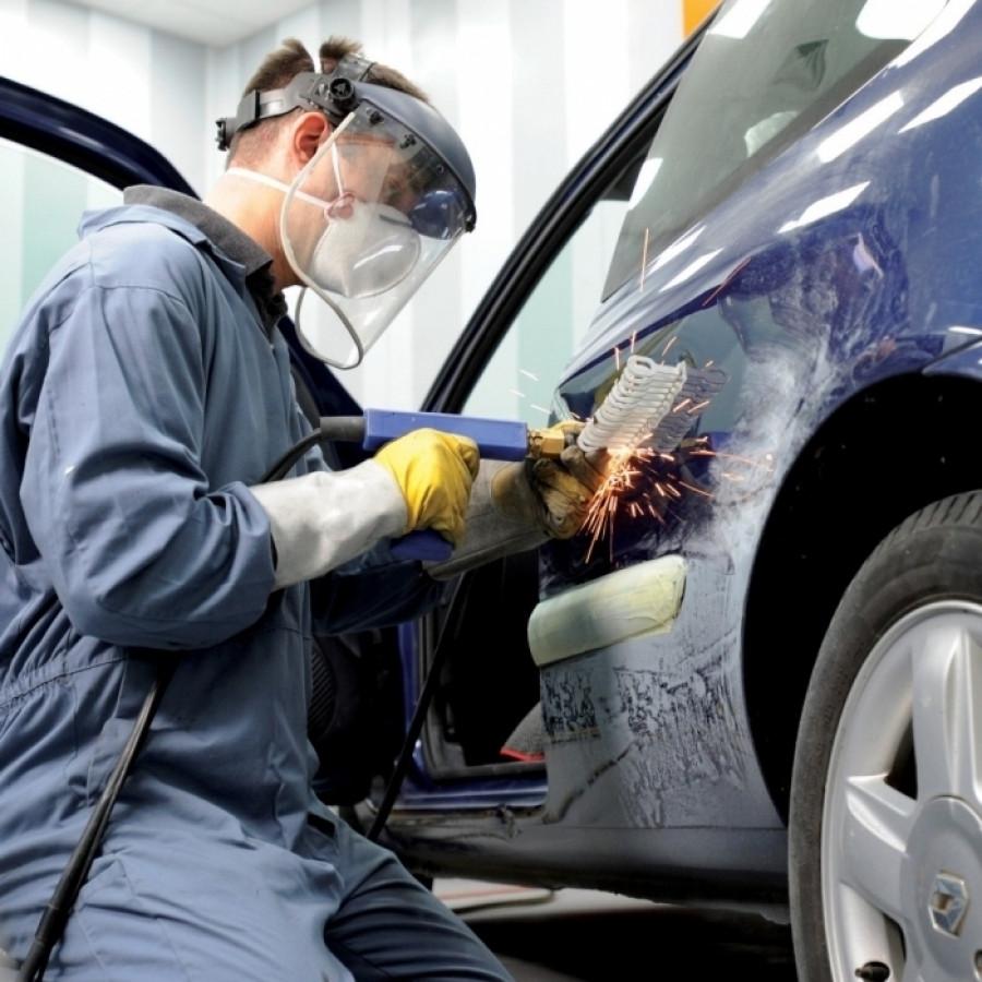 Восстановление кузова автомобиля