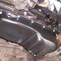 Замена поддона картера двигателя