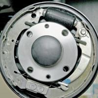 Замена заднего тормозного цилиндра